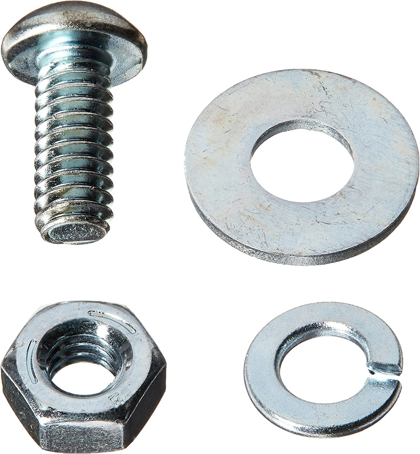 Pack of 4 14 x 3//4 in Dorman 785-166 License Plate Fasteners