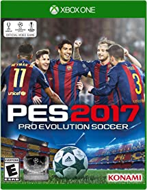 Pro Evolution Soccer 2017 - Xbox One Standard Edition     - Amazon com