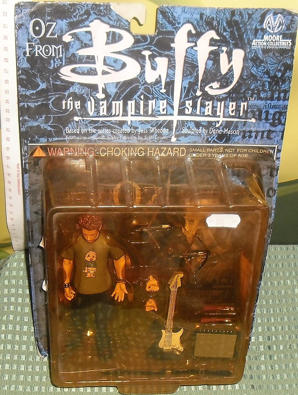 Buffy the Vampire Slayer - Werewolf OZ Previews Exclusive Action Figure by Buffy the Vampire Slayer