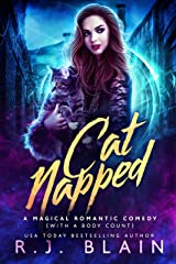 Catnapped: A Magical Romantic Comedy (with a body count) Kindle Edition