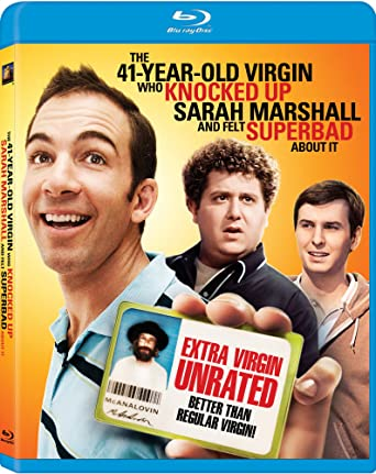 the 41 year old virgin who knocked up