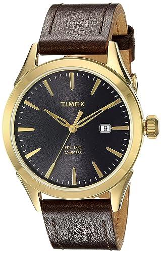 e9fb37b38af1 Timex Classic TW2P77500 Reloj de Pulsera Hombre  Amazon.es  Relojes