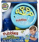 Little Kids Fubbles Bubble Machine Novelty, Blue