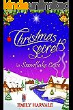 Christmas Secrets in Snowflake Cove (Michaelmas Bay Book 1)