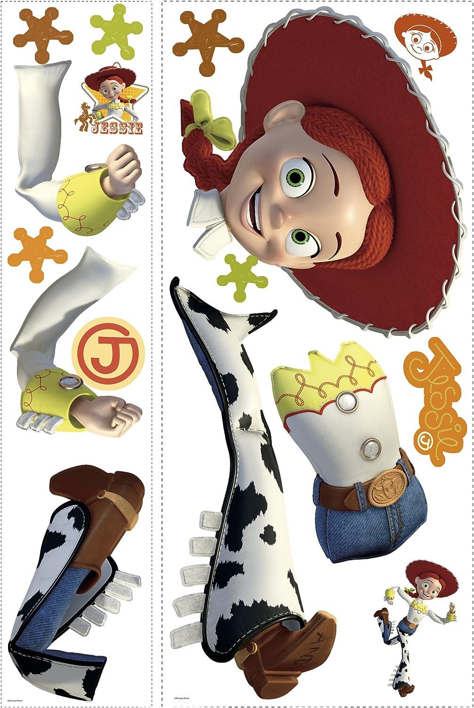 FUN HOUSE 712051 Sticker Geant Disney Ameublement et D/écoration Toy Story Jessie