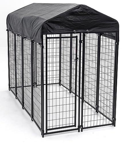 Amazon.com : Lucky Dog Heavy Duty Dog Cage Outdoor Pet Playpen ...