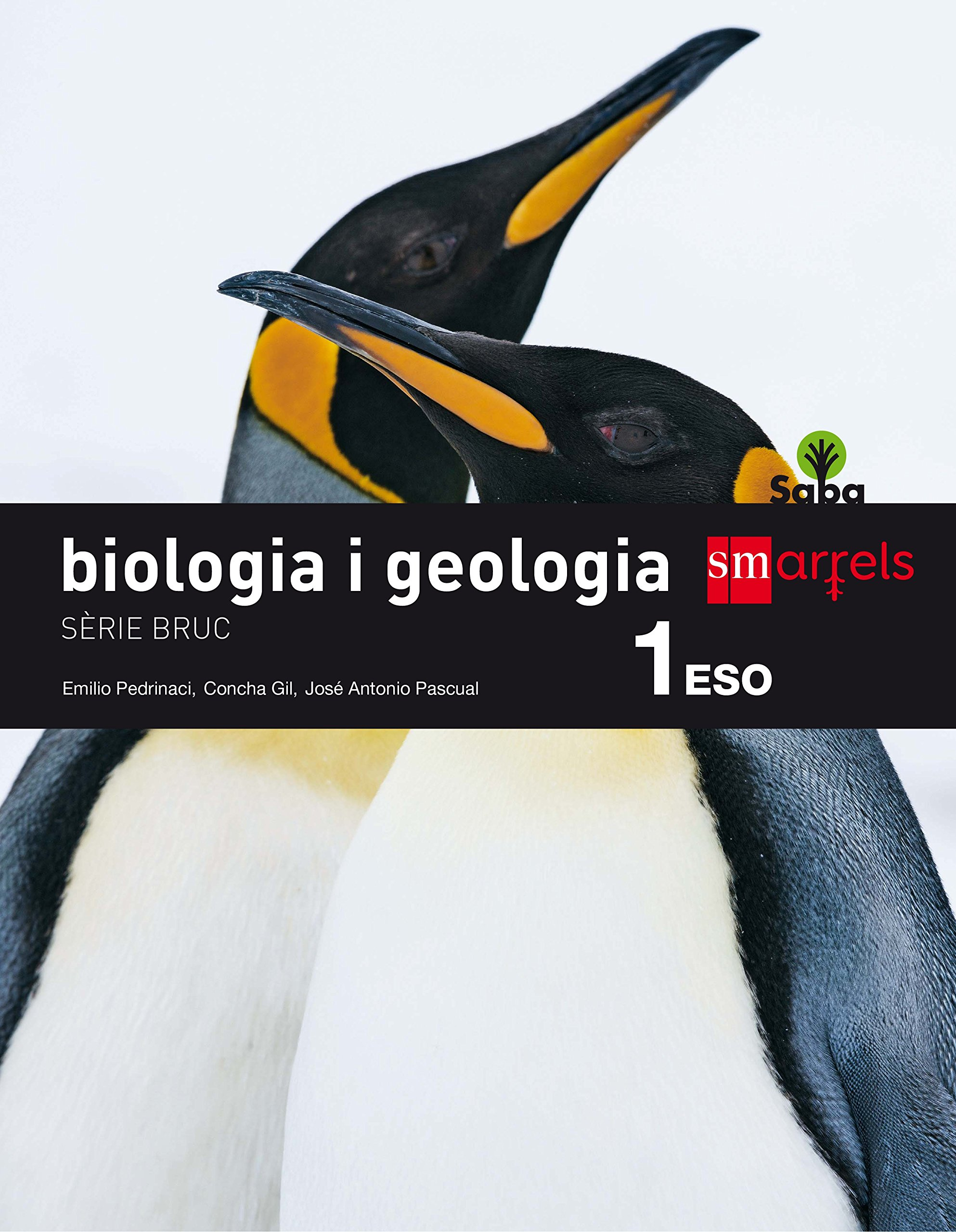 Biologia i geologia, Bruc. 1 ESO. Saba - 9788467578669: Amazon.es ...