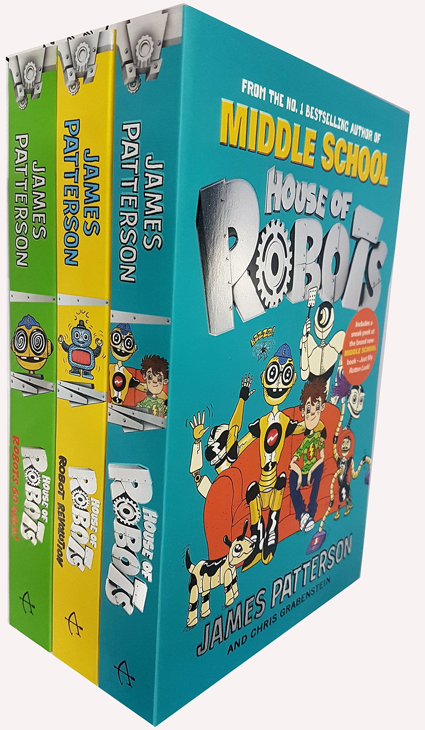 House of Robots (House of Robots, Book 1)