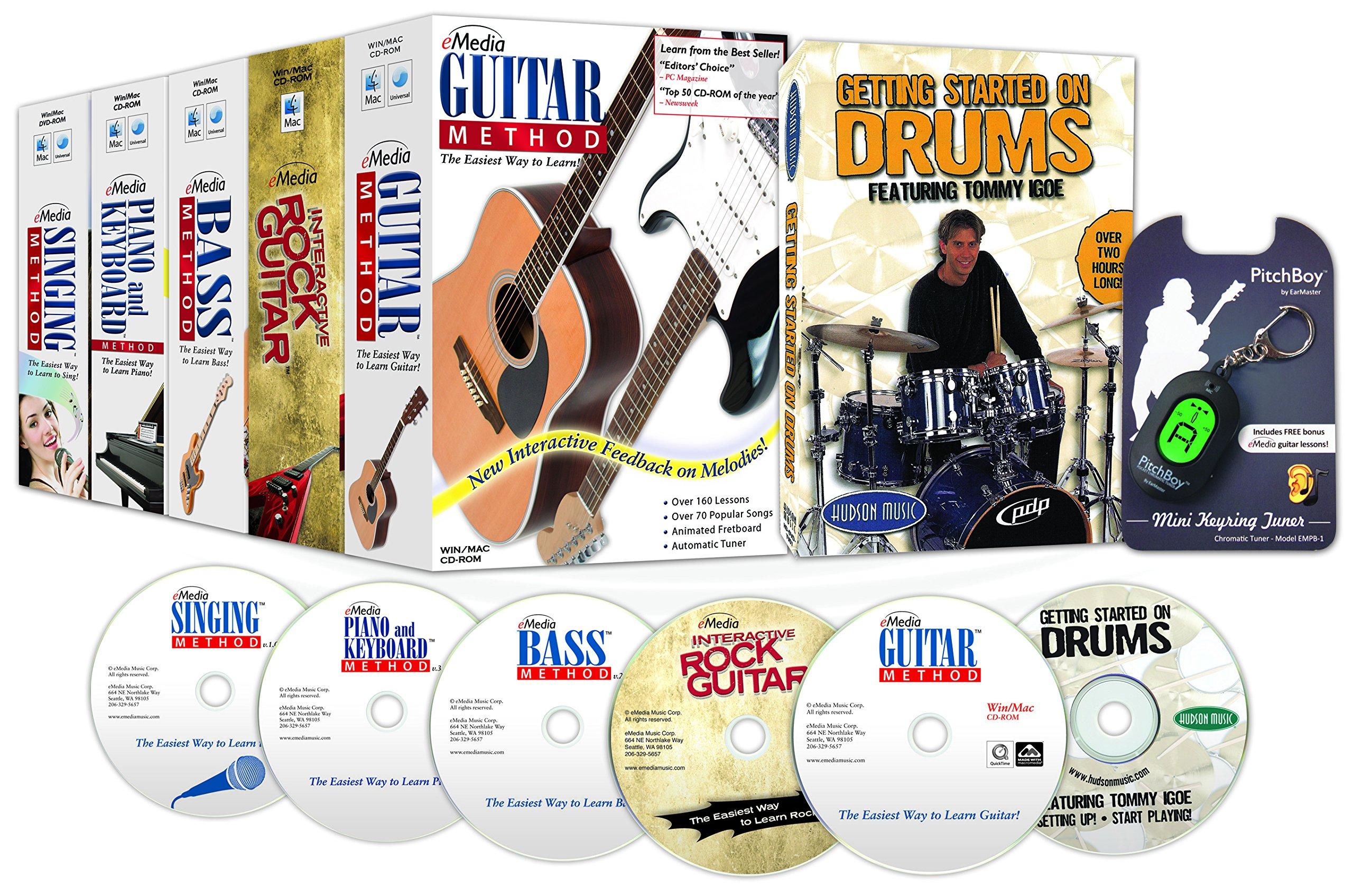 eMedia Band Collection