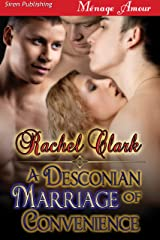 A Desconian Marriage of Convenience (Siren Publishing Menage Amour) Kindle Edition
