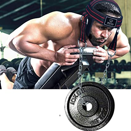 Head Harness Neck Exercise Dipping GYM Training Latest Trainer Weight Lifting MX
