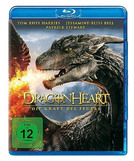 Dragonheart - Die Kraft des Feuers [Blu-ray]