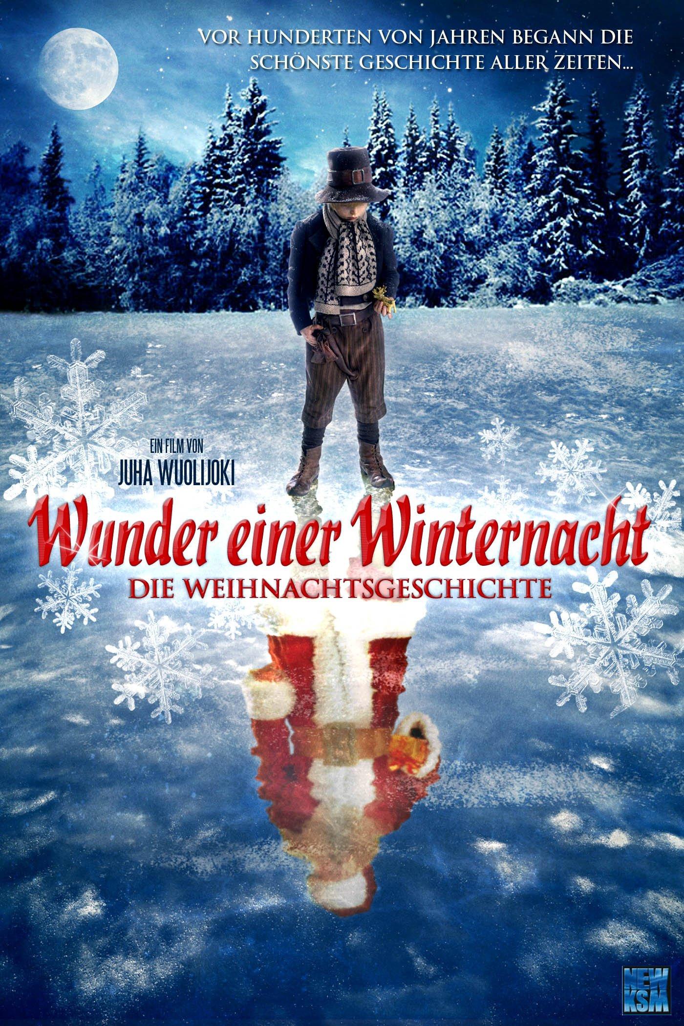 Amazon.de: Wunder einer Winternacht - Die Weihnachtsgeschichte ...