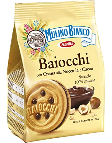 Mulino Bianco - Baiocchi 350 gr