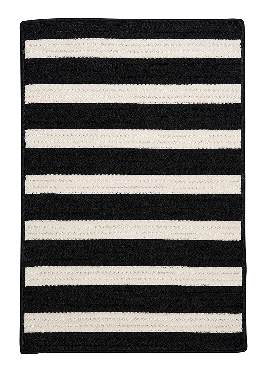 Stripe It Rug Yellow Shimmer Colonial Mills TR39R024X036S 2 by 3-Feet
