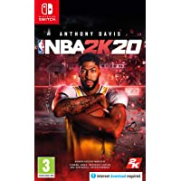 NBA2K20 Nintendo Switch NBA 20