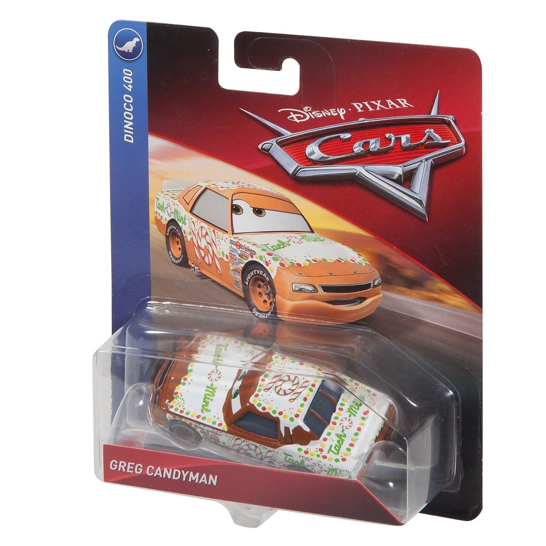 3 Vehículo Candyman Vehículos De Flm07 Diecast Greg Juguete Cars Mattel zUpGqMVLS