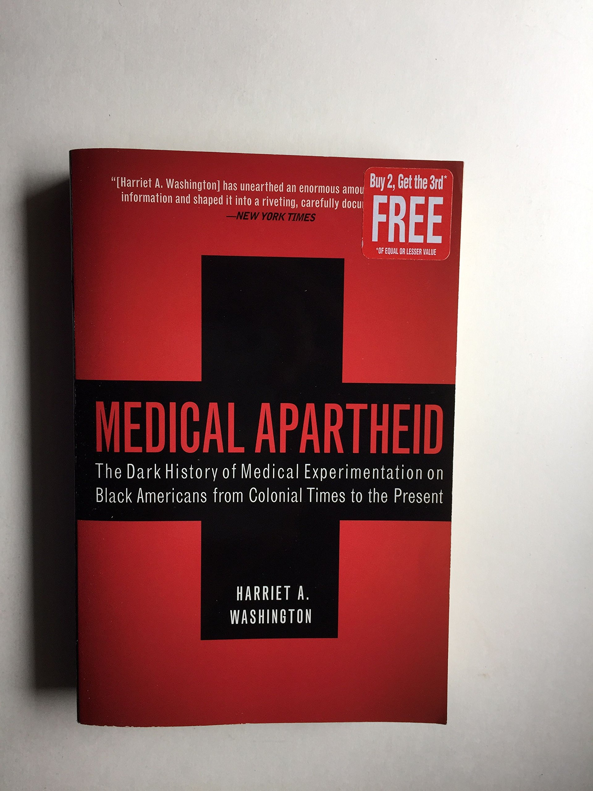 Download Medical Apartheid - The Dark History Of Medical Experimentation On Black Americans From Colonial Times To The Present ebook