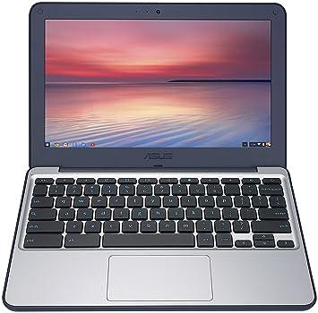 "ASUS Chromebook C202SA-GJ0025-OSS N3060 11.6"" 1366 x 768Pixeles Azul, Gris"