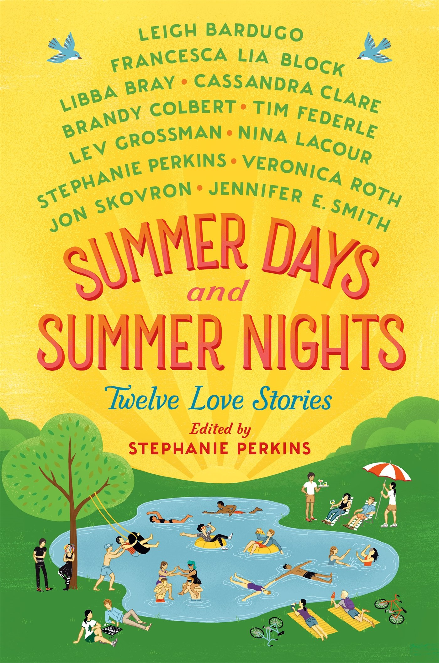 Image result for summer days and summer nights stephanie perkins
