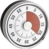 "TimeTex Zeitdauer-Uhr ""Automatik"" Compakt mit Magnet, ca. 78mm Ø"