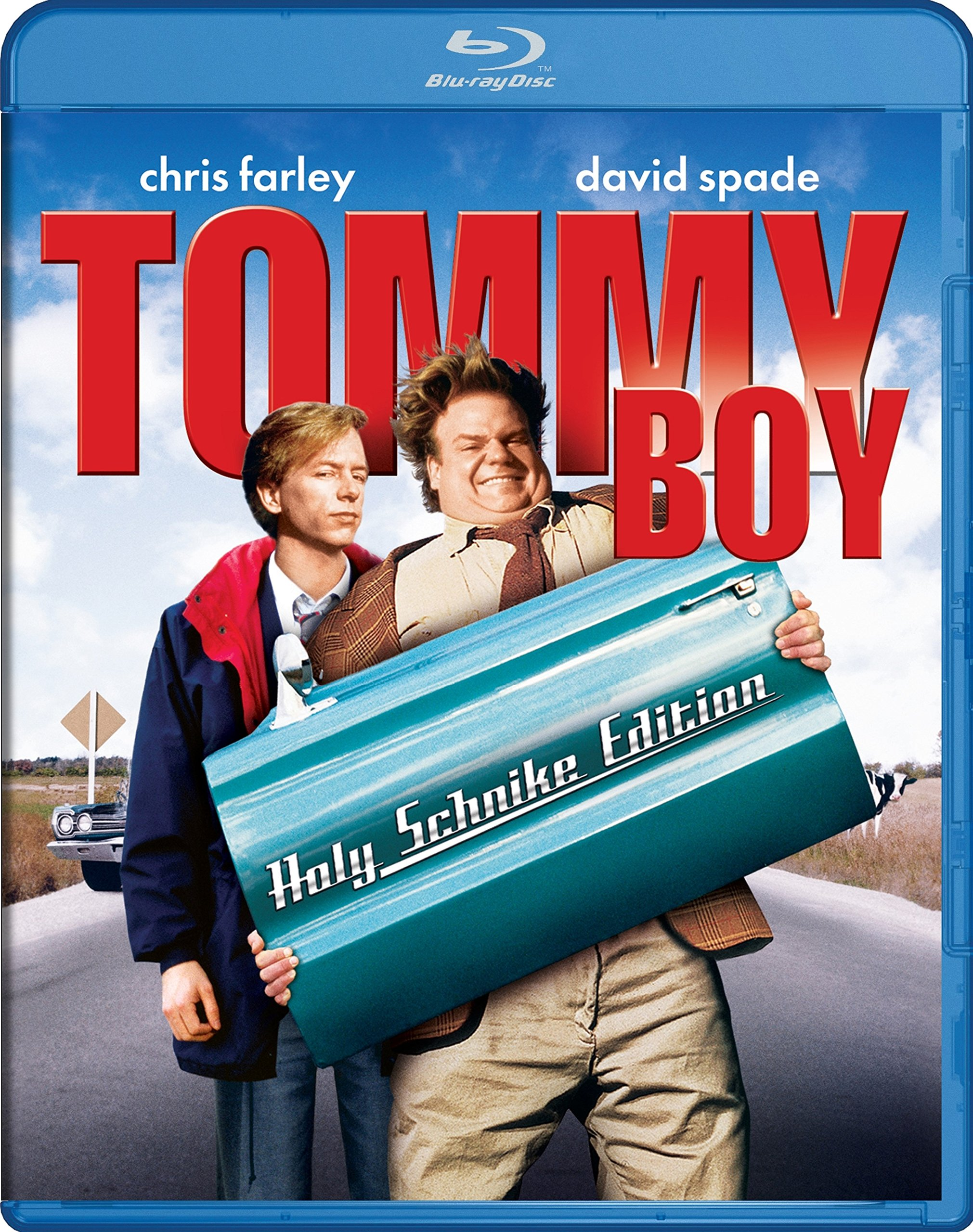 Blu-ray : Tommy Boy (Dolby, AC-3, Dubbed, , Widescreen)