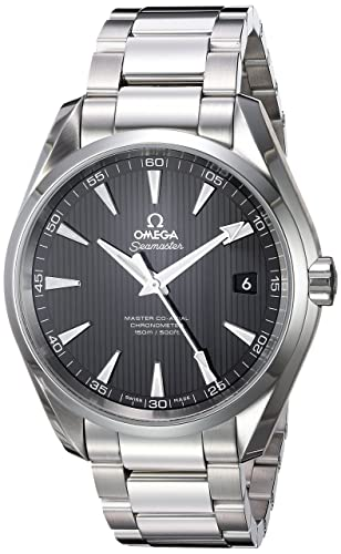 Omega Seamaster Aqua Terra Automatic Mens Watch 23110422101003   Amazon.co.uk  Watches c52b58301c