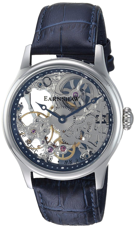 [アーンショウ]EARNSHAW 腕時計 BAUER _(Mechanical Skeleton)-Earnshaw ES-8049-04 メンズ 【正規輸入品】 B01KTK6AUY