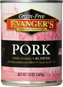 Evanger's Limited Ingredient Game Meats & Supplements - Multiple Sizes