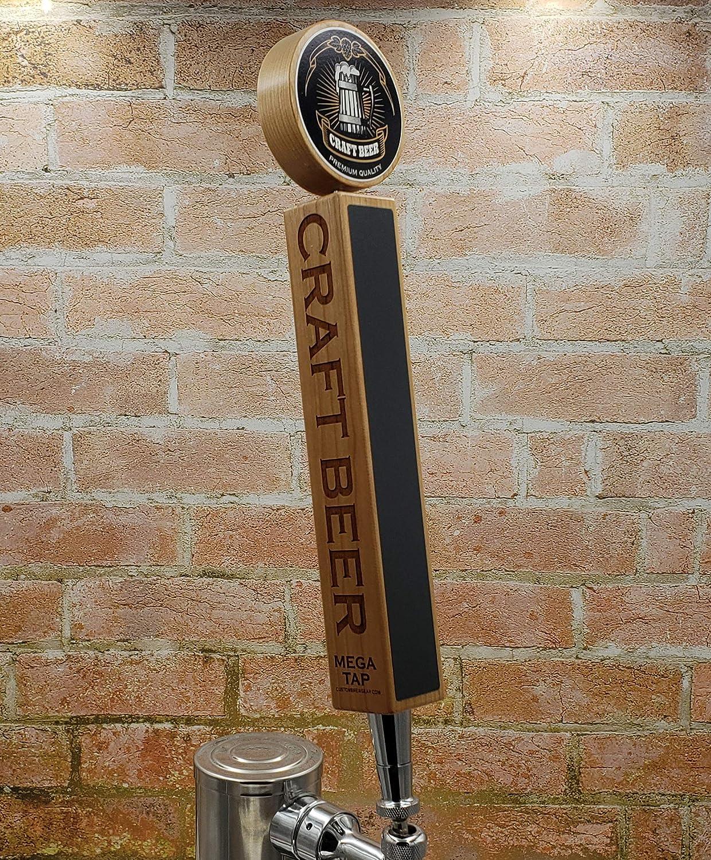Mega Tap - Tapa para cerveza: Amazon.es: Hogar