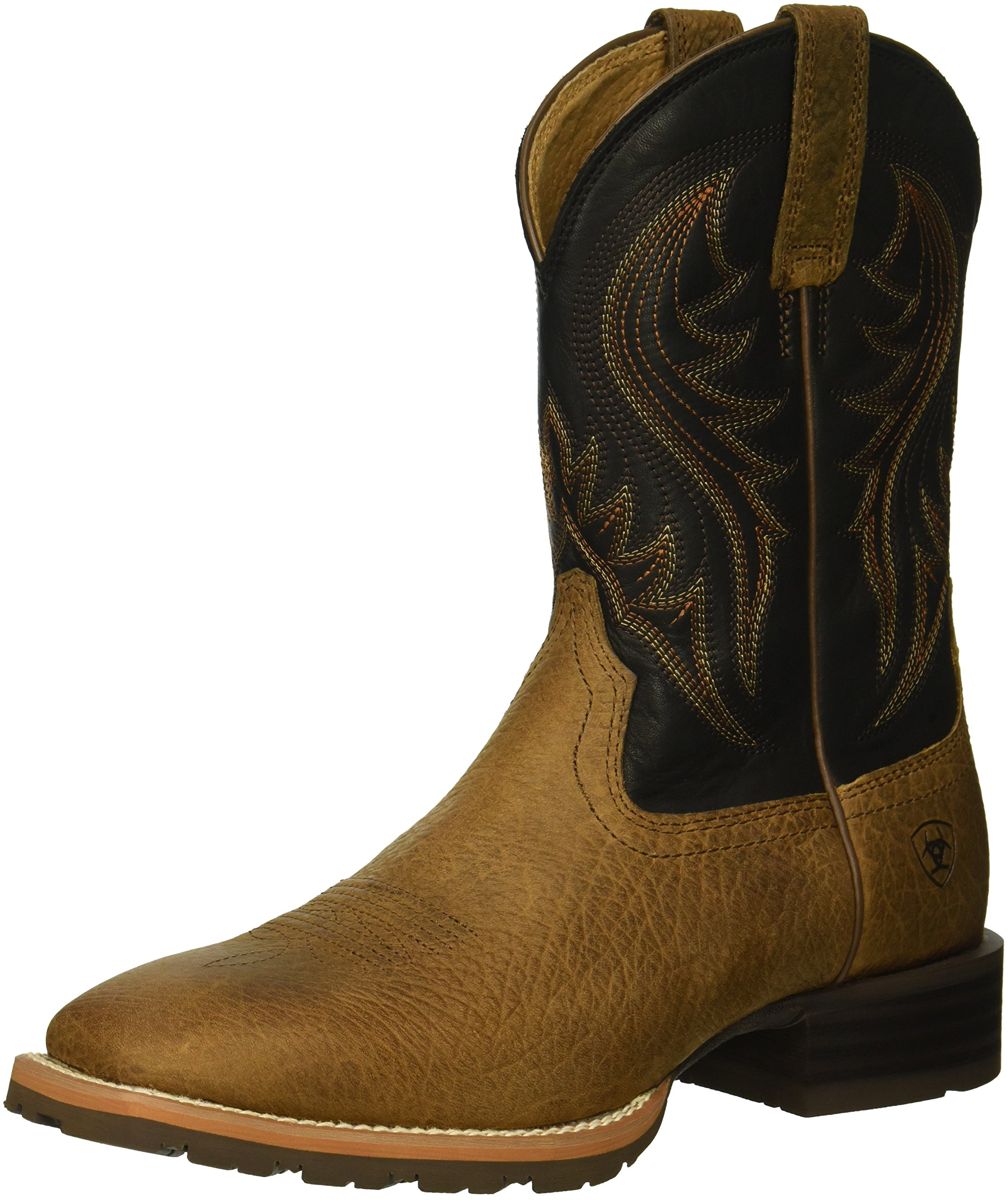 Ariat Men's Hybrid Rancher Western Boot, Earth, 10 D US