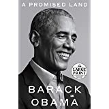 A Promised Land (Random House Large Print)