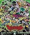 スーパー戦隊シリーズ 獣電戦隊キョウリュウジャーVOL.4 [Blu-ray]