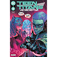 Teen Titans Academy (2021-) #4 (English Edition)