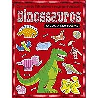 Dinossauros: Livro de Atividades e Adesivos
