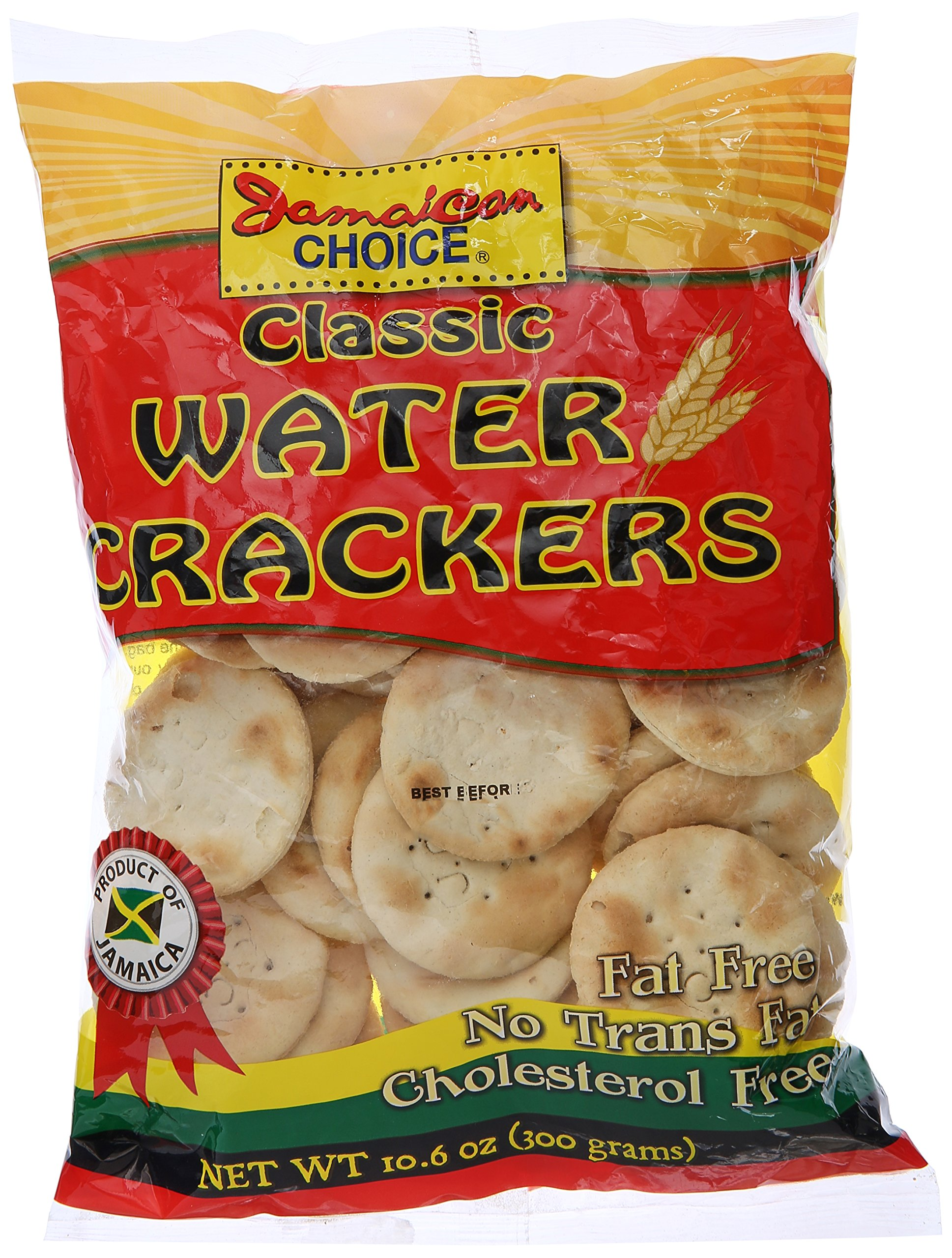 Jamaican Choice Crackers Classic Water by Jamaican Choice