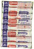Necco Assorted Wafers Box of 24 - 2.02 oz rolls