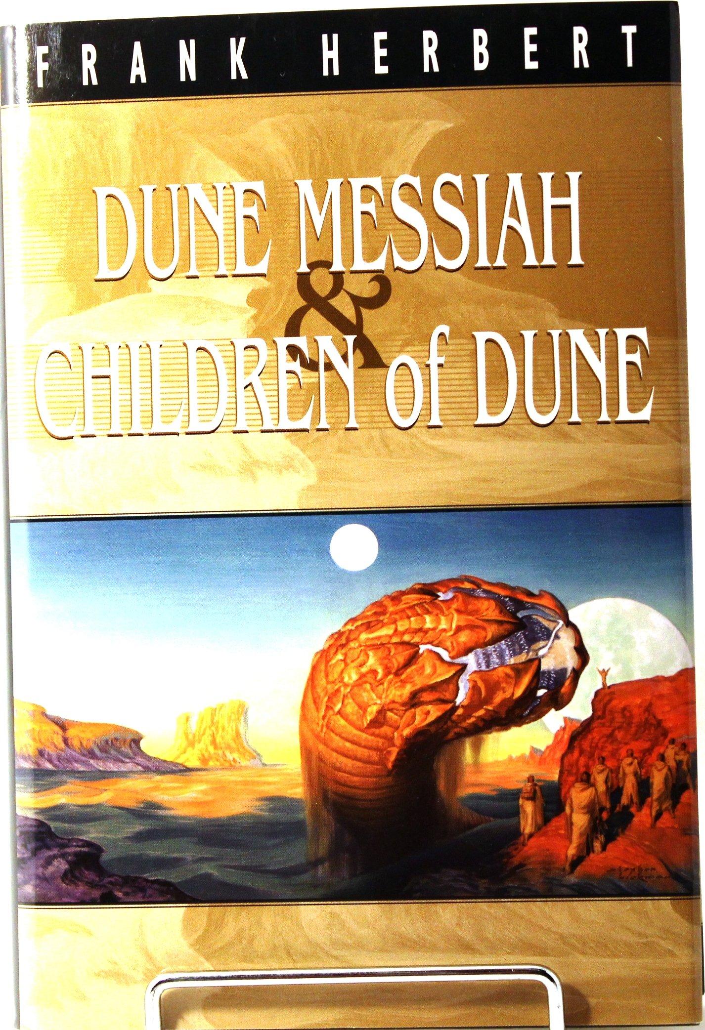 Dune Messiah Children chronicles