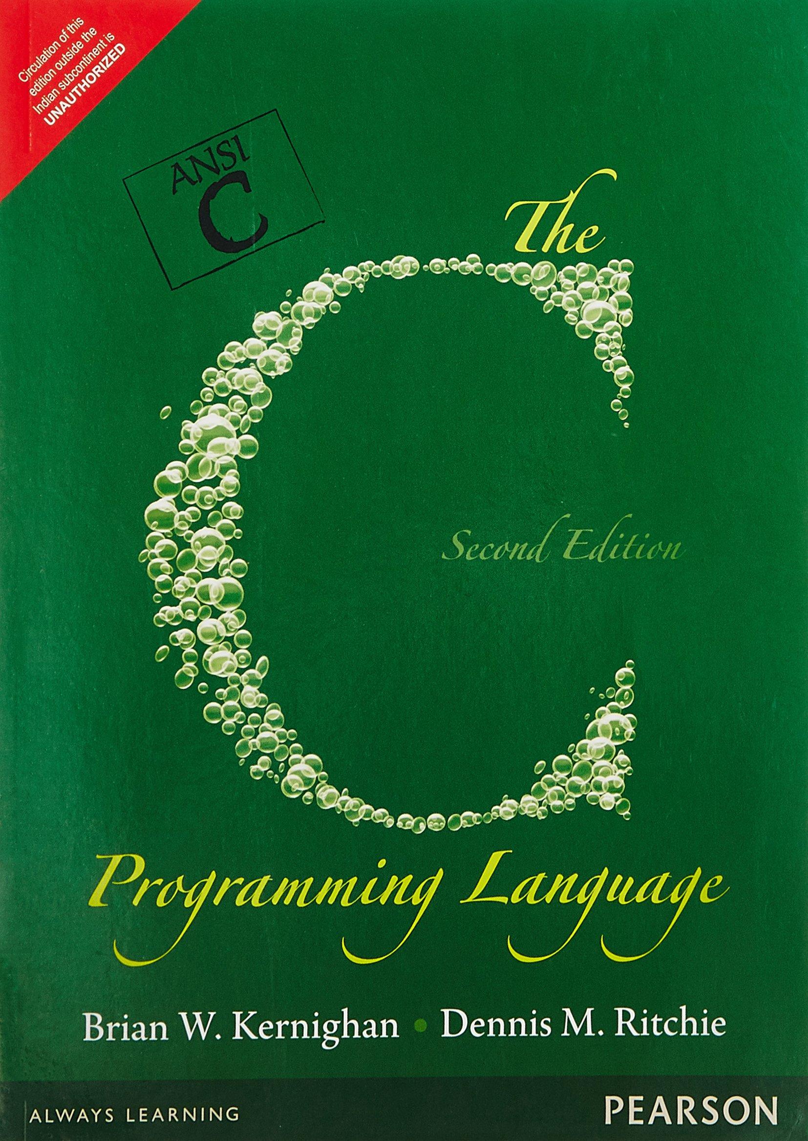 Balaguruswamy pdf c language