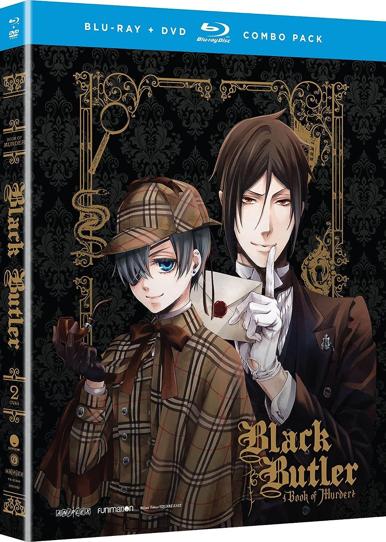 Black Butler: Book of Murder OVA Blu-ray/DVD (Dual Audio)