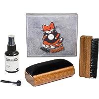 $27 » Vinyl Buddy Record Cleaner Kit 5 Piece Ultimate Cleaning System - Velvet Brush - Nylon Fiber…