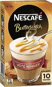 NESCAFÉ Butterscotch Latte Coffee Sachets 10 Pack