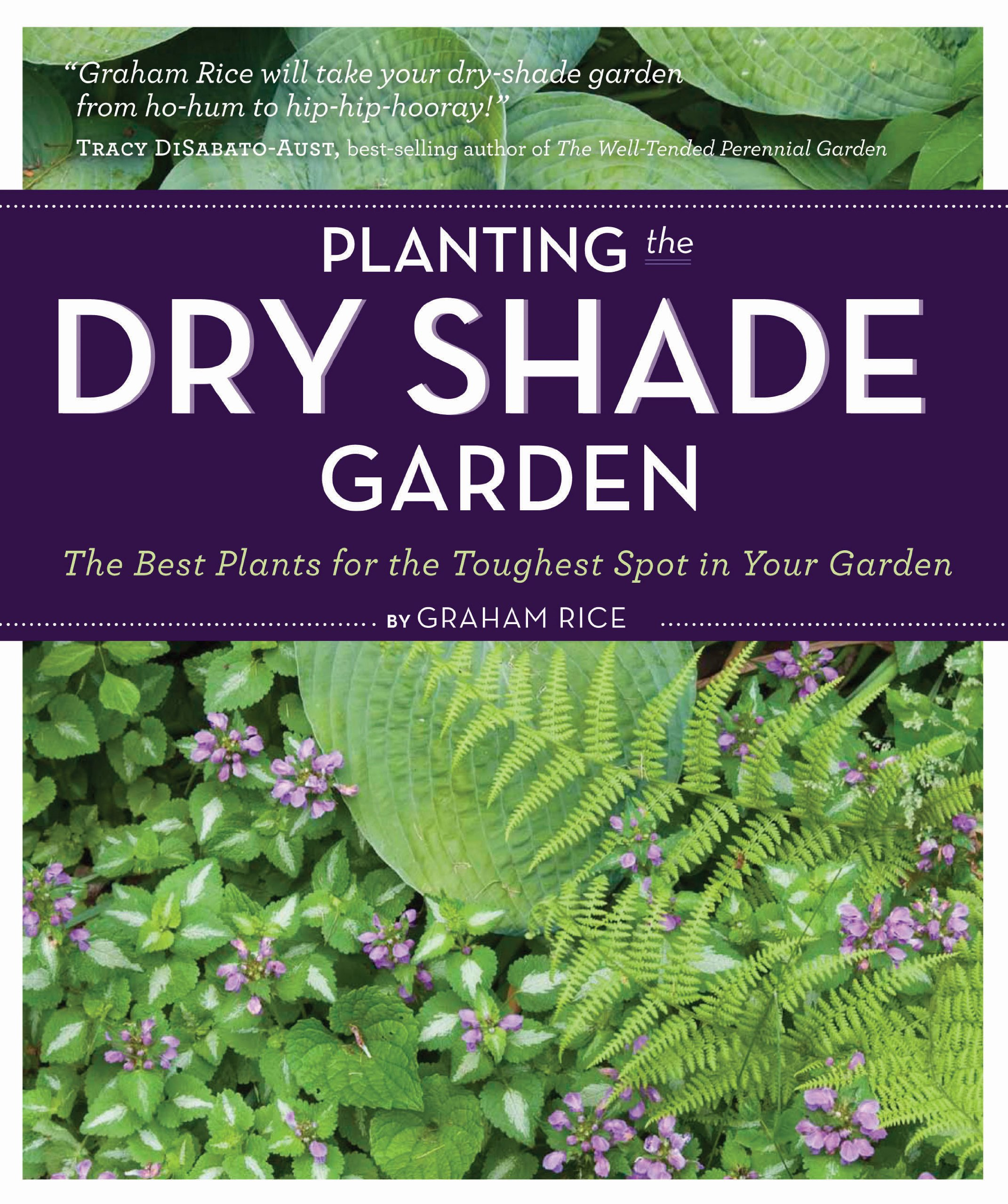 Planting The Dry Shade Garden: The Best Plants For The Toughest Spot In  Your Garden: Graham Rice: 8601405145673: Amazon.com: Books