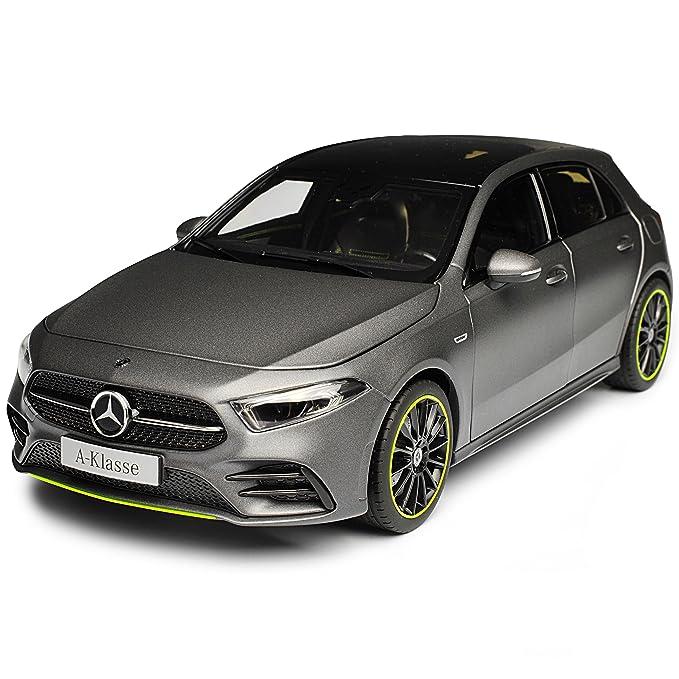 Mercedes-Benz A-Klasse W177 Kosmos Schwarz Metallic Ab 2017 1//43 Herpa Modell ..