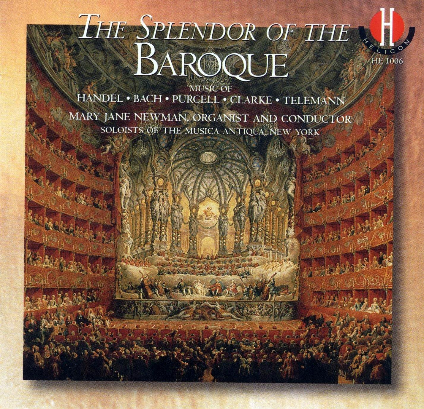 splendor of Bach