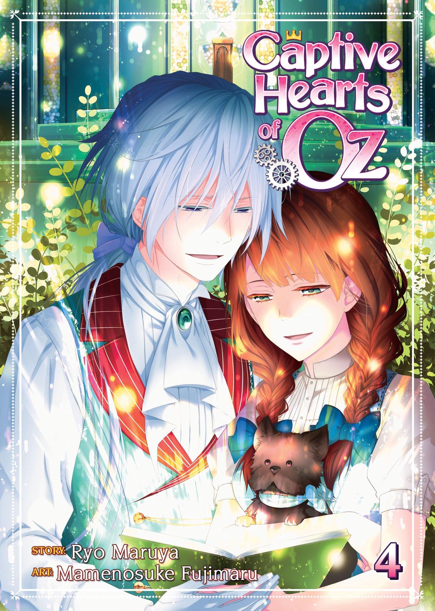 Amazon.com: Captive Hearts of Oz Vol. 4 (9781626926677): Ryo Maruya,  Mamenosuke Fujimaru: Books