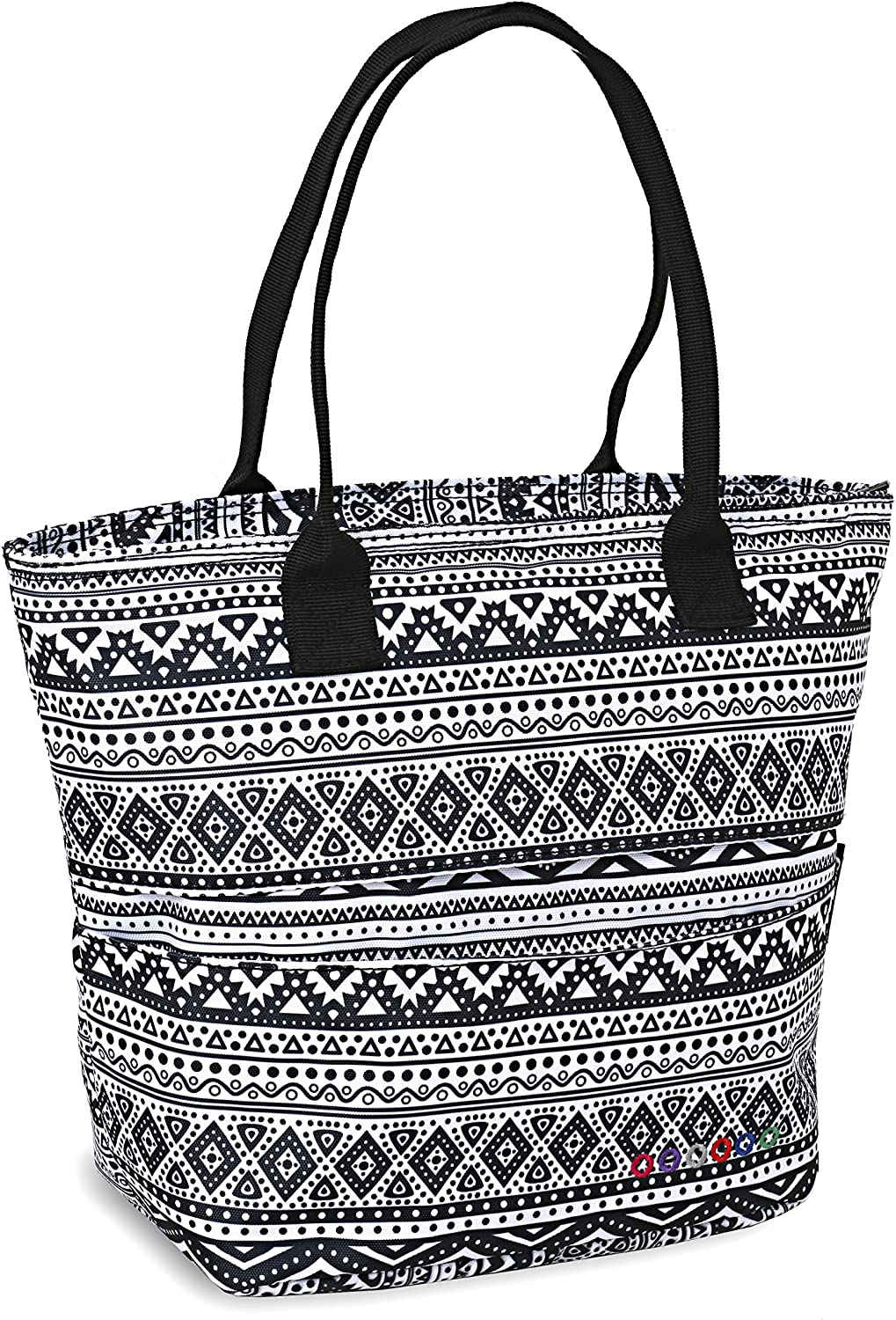J World New York Lola Lunch Tote, Tribal, One Size
