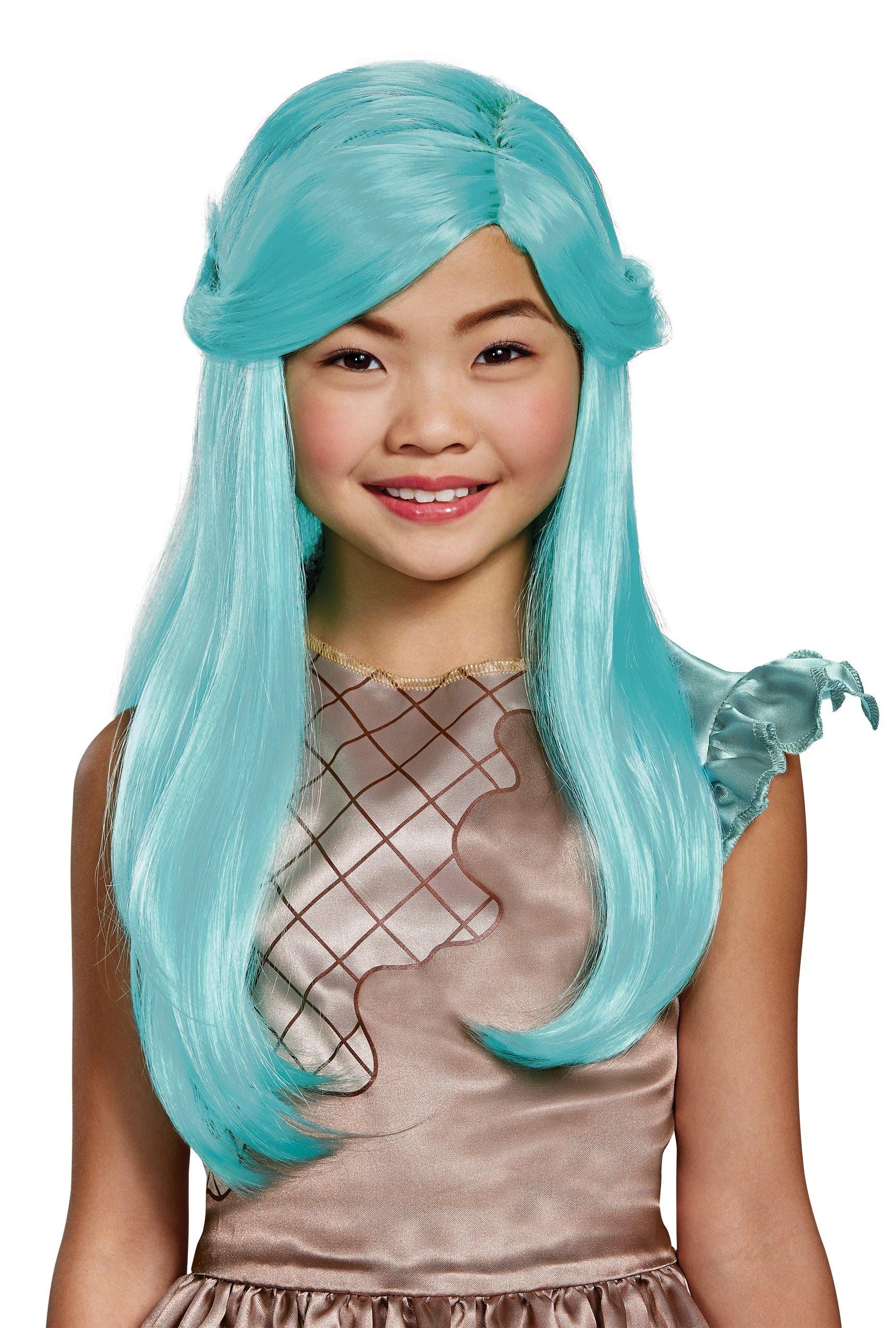 Peppa-Mint Child Shoppies Wig, One Size