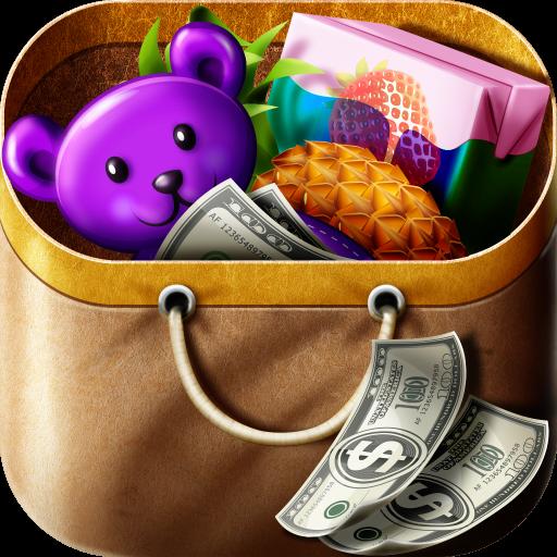 Supermercado juego - caja registradora - ir de compras : ayudar a mamá con la lista de compras y para pagar el cajero!: Amazon.es: Appstore para Android