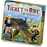 Ticket to Ride Nederland Game